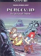Percevan -4PBD- Le pays d'Aslor
