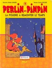 Perlin et Pinpin -2- La poudre à remonter le temps