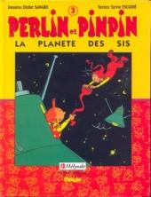 Perlin et Pinpin -3- La planète des SIS