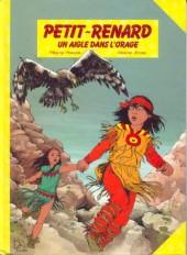 Petit-Renard -2- Un aigle dans l'orage