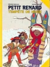 Petit-Renard -3- Tempête de neige
