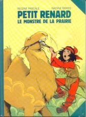 Petit-Renard -5- Le monstre de la prairie