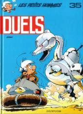 Les petits hommes -35- Duels