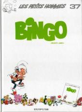 Les petits hommes -37- Bingo