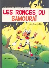 Les petits hommes -7- Les ronces du samouraï