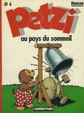 Petzi (Seconde série) -6- Petzi au pays du sommeil