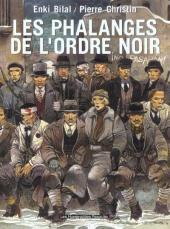 Les phalanges de l'ordre noir -f2000- Les Phalanges de l'Ordre Noir