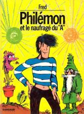 Philémon -1- Philémon et le naufragé du