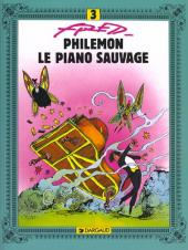 Philémon -2c93- Le piano sauvage