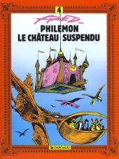 Philémon -3b86- Le château suspendu