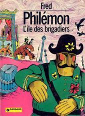 Philémon -6- L'île des brigadiers