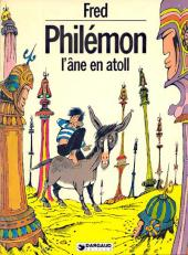 Philémon -9- L'âne en atoll