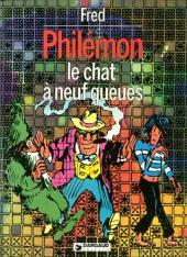 Philémon -12- Le chat à neuf queues
