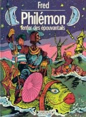 Philémon -14- L'enfer des épouvantails