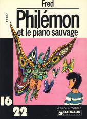 Philémon (16/22) -217- Philémon et le piano sauvage