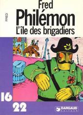 Philémon (16/22) -6104- L'île des brigadiers