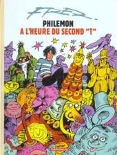 Philémon (Nouvelle édition) -8c- A l'heure du second T