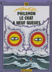 Philémon -12c1994- Le chat à neuf queues