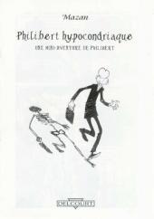 Une aventure de Philibert -1Bonu- Philibert hypocondriaque