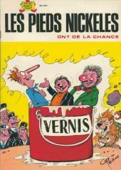 Les pieds Nickelés (3e série) (1946-1988) -101- Les Pieds Nickelés ont de la chance