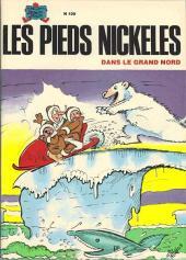Les pieds Nickelés (3e série) (1946-1988) -109- Les Pieds Nickelés dans le grand Nord