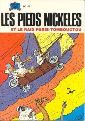 Les pieds Nickelés (3e série) (1946-1988) -113- Les Pieds Nickelés et le raid Paris-Tombouctou