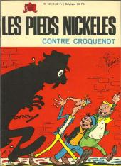 Les pieds Nickelés (3e série) (1946-1988) -59- Les Pieds Nickelés contre Croquenot