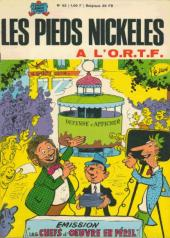 Les pieds Nickelés (3e série) (1946-1988) -62- Les Pieds Nickelés à l'O.R.T.F.