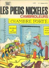 Les pieds Nickelés (3e série) (1946-1988) -69- Les Pieds Nickelés cambrioleurs