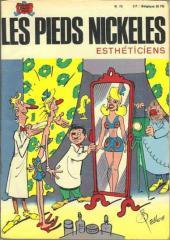 Les pieds Nickelés (3e série) (1946-1988) -70- Les Pieds Nickelés esthéticiens