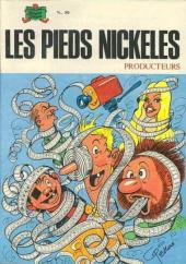 Les pieds Nickelés (3e série) (1946-1988) -89- Les Pieds Nickelés producteurs