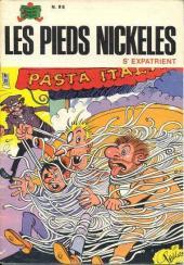 Les pieds Nickelés (3e série) (1946-1988) -95- Les Pieds Nickelés s'expatrient