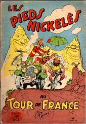 Les pieds Nickelés (3e série) (1946-1988) -29- Les Pieds Nickelés au Tour de France