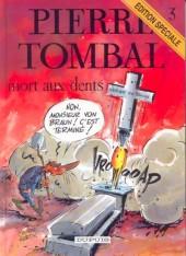 Pierre Tombal -3ES- Mort aux dents
