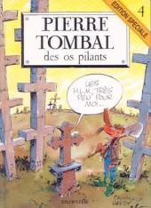 Pierre Tombal -4ES- Des os pilants