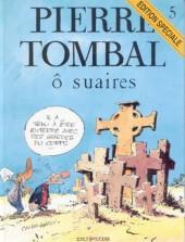 Pierre Tombal -5ES- Ô suaires
