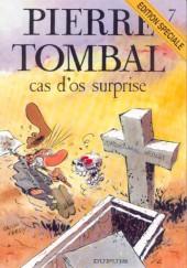 Pierre Tombal -7ES- Cas d'os surprise