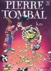 Pierre Tombal -21- K.os