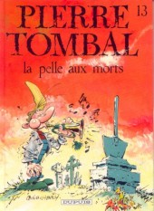 Pierre Tombal -13- La pelle aux morts