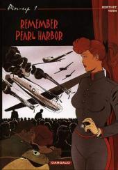 Pin-up -1b- Remember Pearl Harbor