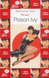 Pin-up -2Librio- Poison Ivy