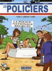Les policiers -3- Amende fumée