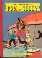 Pom et Teddy -1- Les aventures de Pom et Teddy