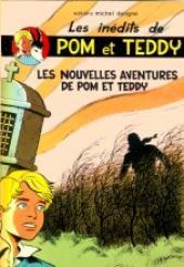 Pom et Teddy -8a- Les nouvelles aventures de Pom et Teddy