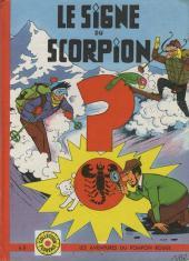 Pompon Rouge (Les Aventures du) -3- Le signe du scorpion