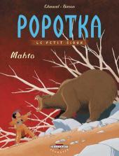 Popotka le petit Sioux -3- Mahto