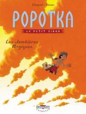 Popotka le petit Sioux -4- Les Jambières Magiques