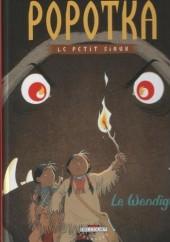 Popotka le petit Sioux -2- Le Wendigo