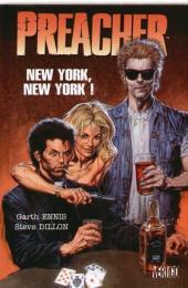 Preacher (Le Téméraire) -2- New York, New York !