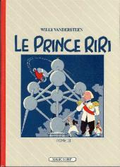 Le prince Riri -3- Tome 3